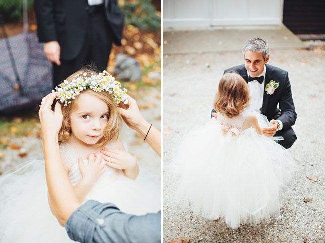 tulle dress flower girl