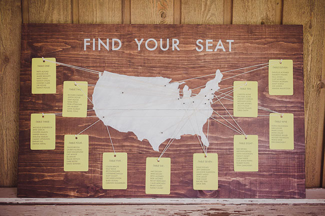 US seating chart