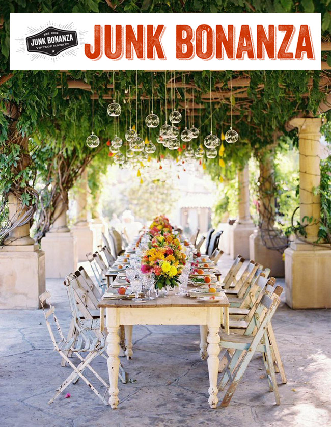 Junk Bonanza Weddings Lab