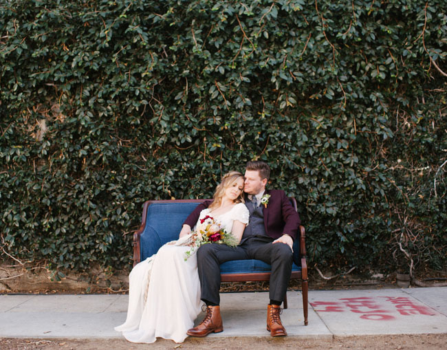 kinfolk wedding inspiration