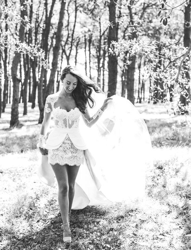 Juilee Chione wedding dress