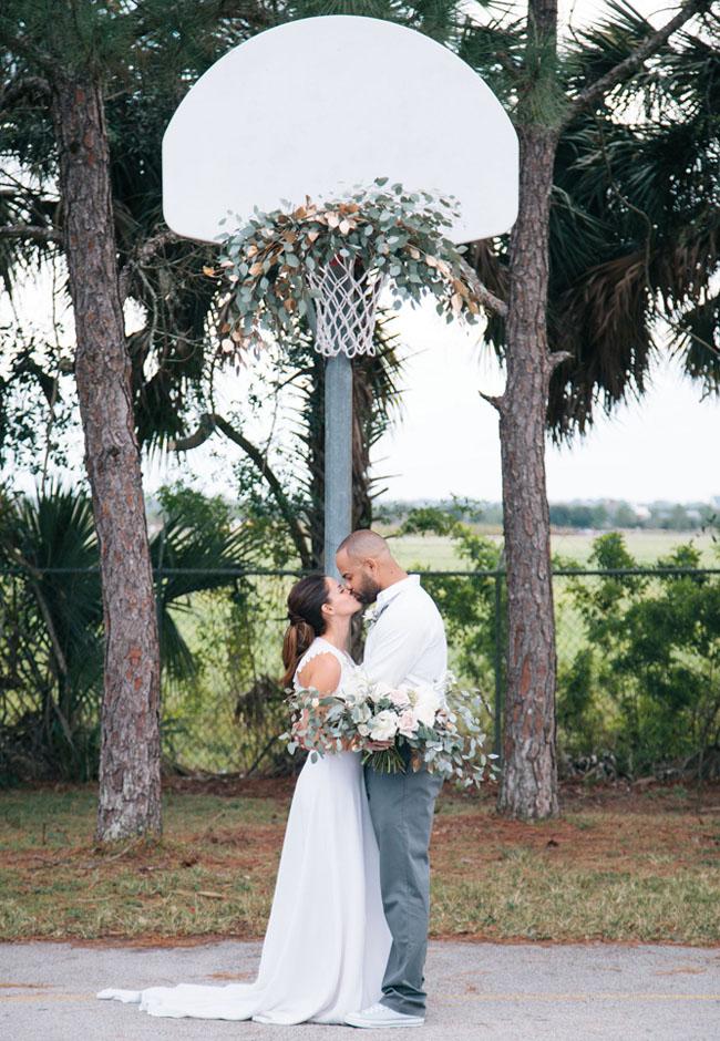 Wedding Dresses In Lakeland Fl 32 Unique floral basketball hoop