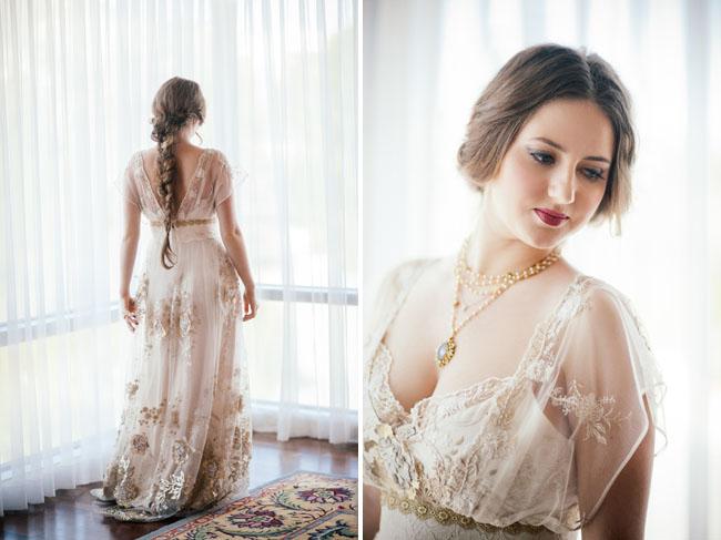 Evgen fashion blog: Handfasting and bridesmaid dress