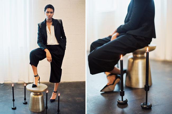 modern industrial fashion