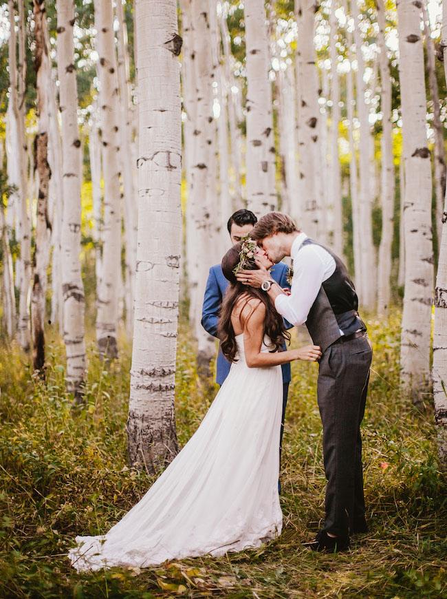 Utah Woodland Ceremony