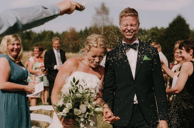 Sweden ceremony