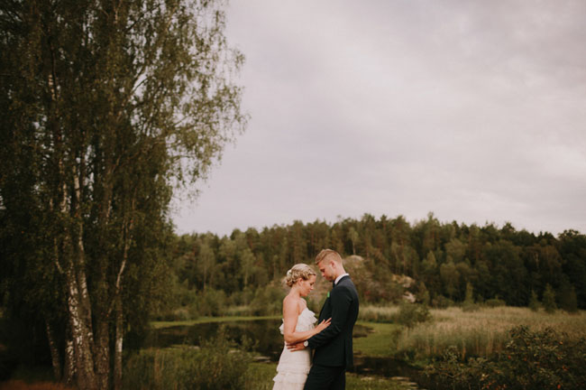 Sweden wedding