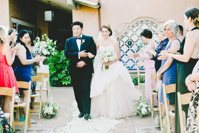 Rancho Valencia ceremony