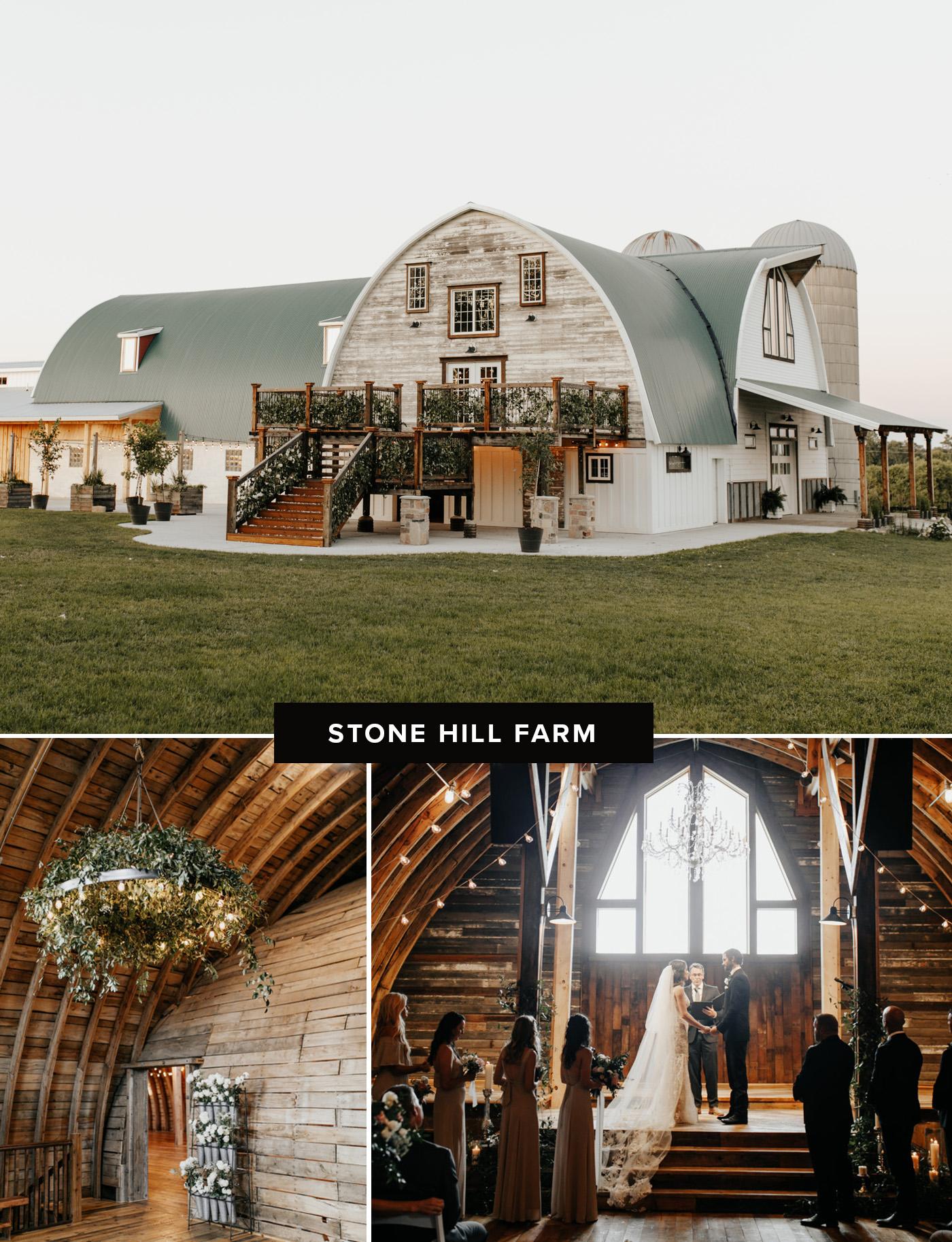 stone hill farm wedding