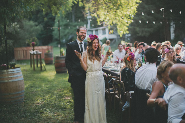 Summer Solstice Wedding