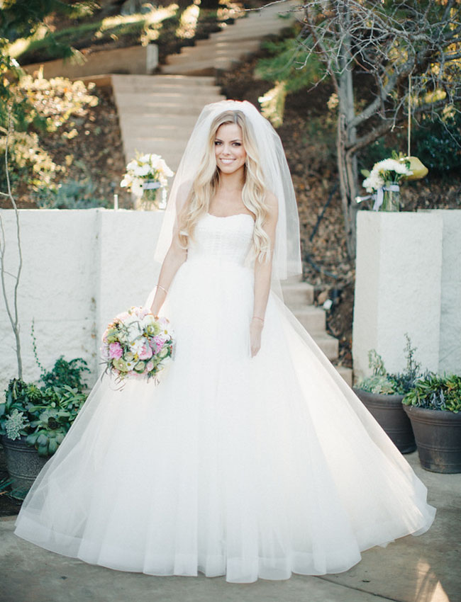 Casa Blanca wedding skirt