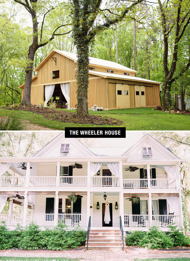 The Wheeler House