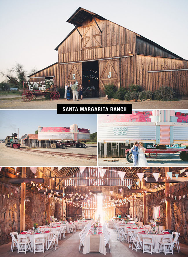 The 24 best barn venues for your wedding green wedding for Best wedding venues california
