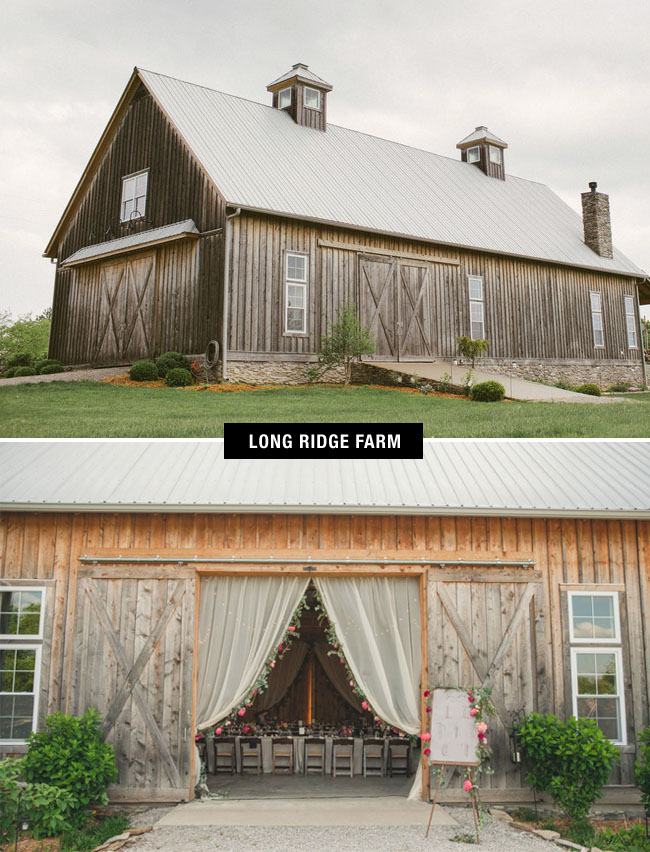 The 24 best barn venues for your wedding green wedding shoes for Best wedding venues in new york state