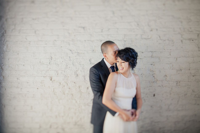 Minimal Atlanta Wedding