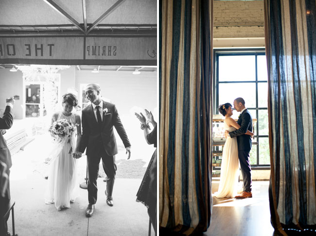 Minimal Atlanta Wedding
