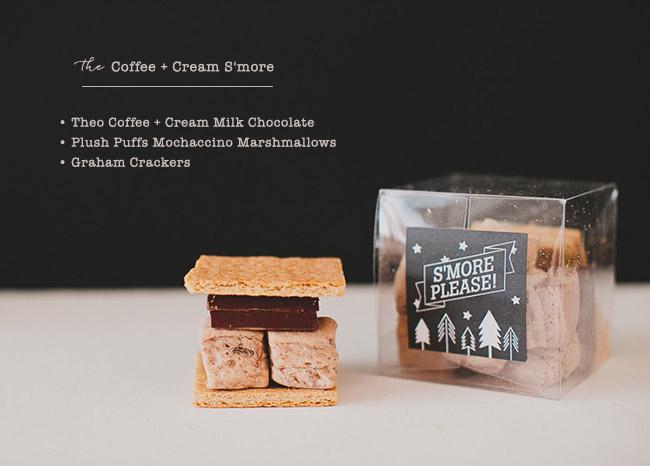 Coffee & Cream Smores