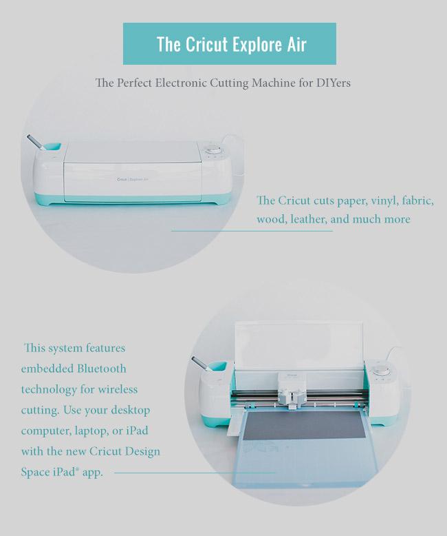 Cricut Explore Details