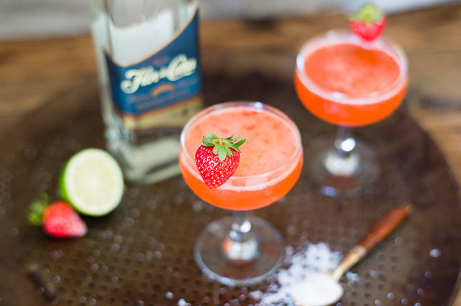 Fresh Strawberry Daiquiri Recipe