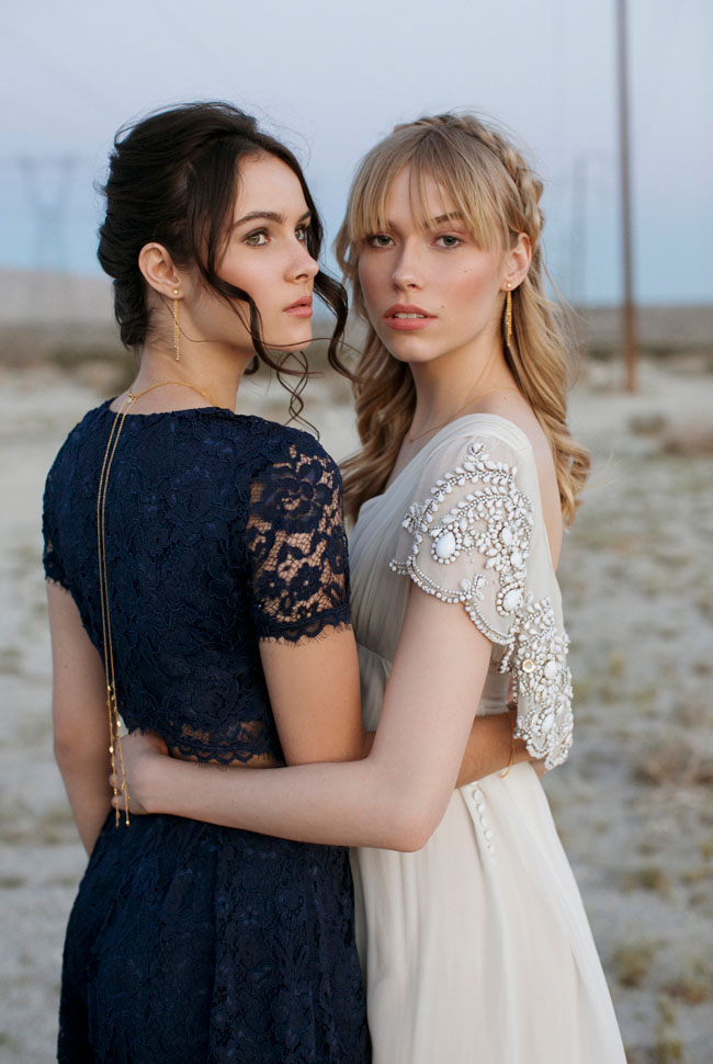 Desert Bridal Fashion