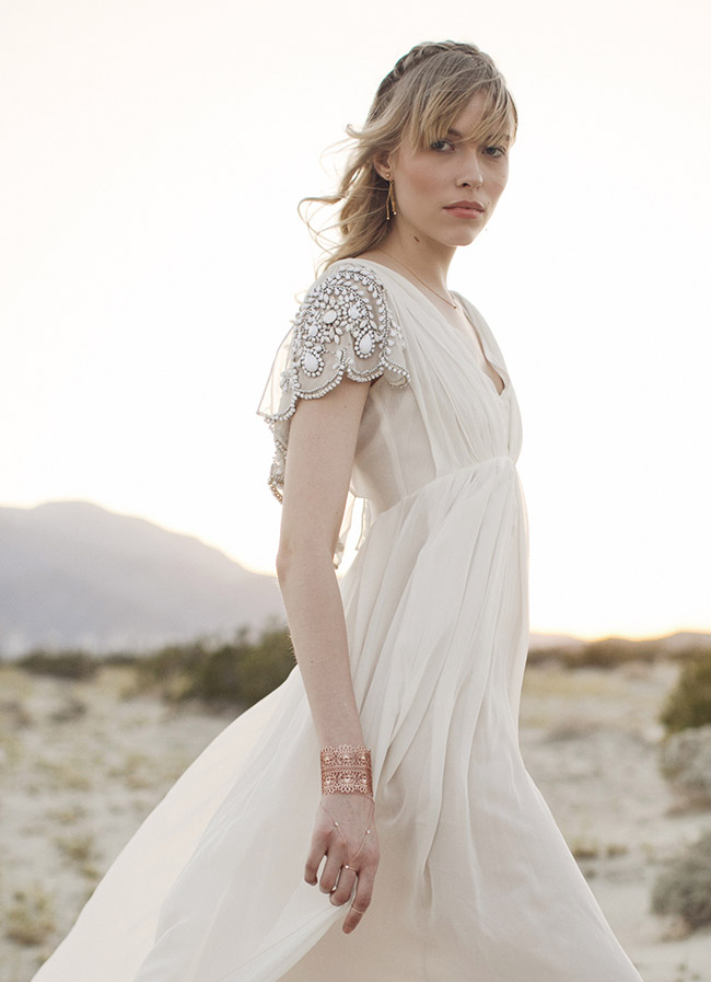Sadi Wedding Dress from Rue De Seine