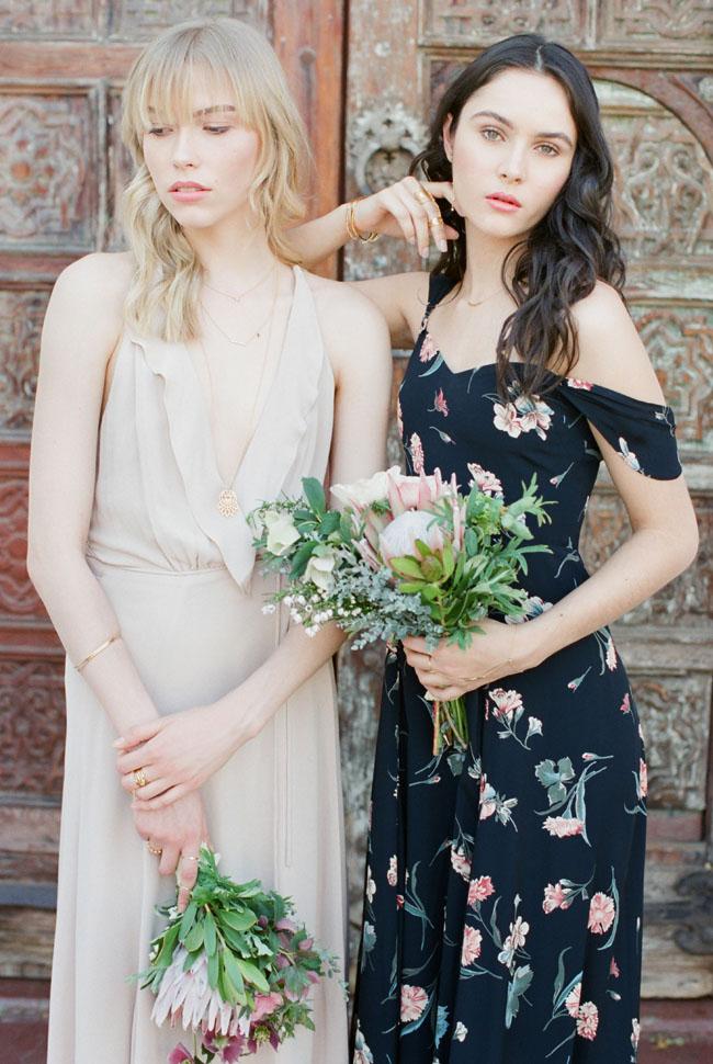 Bridesmaids in GWS x Gorjana Jewelry