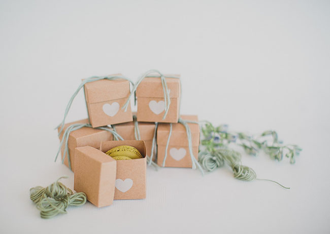 Michaels Brown Favor Boxes : New wedding decor collection from michaels green