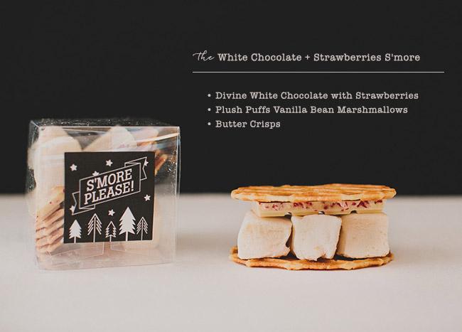 White Chocolate Smores