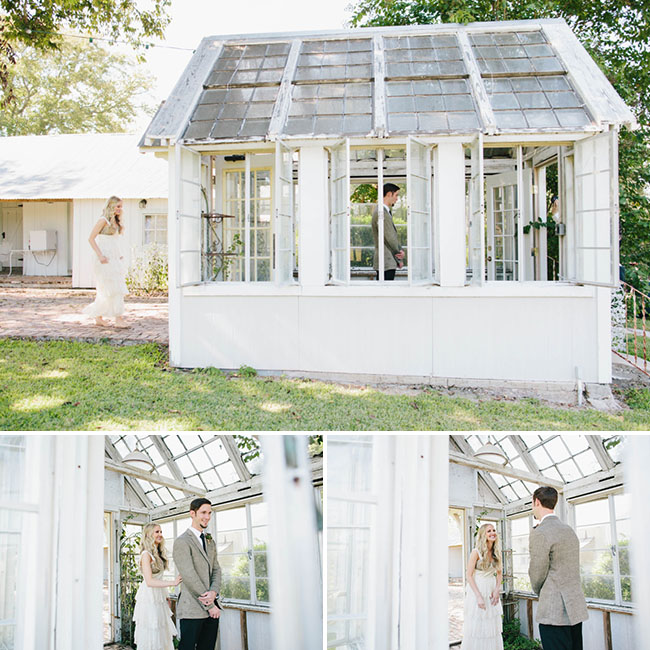 greenhouse first look