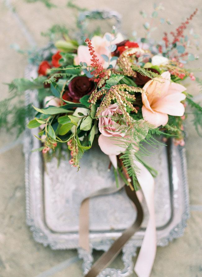 rustic elegant bouquet