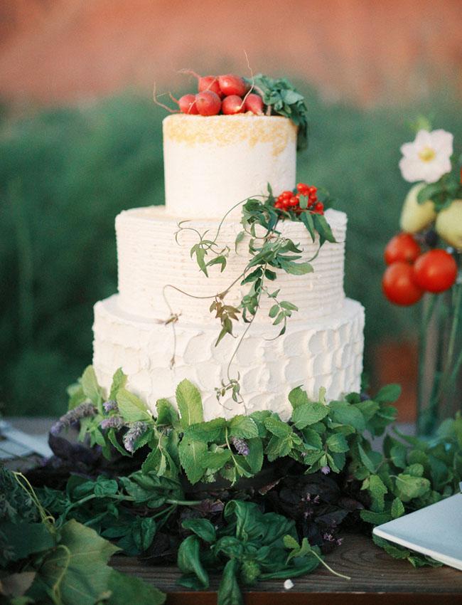 veggie cake