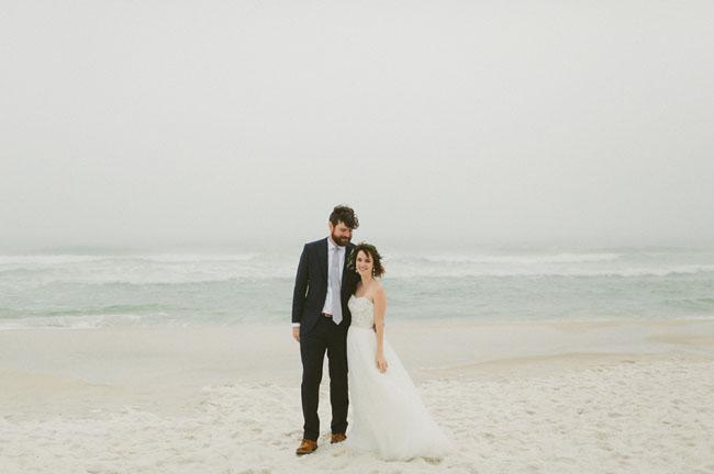 Foggy Florida Wedding