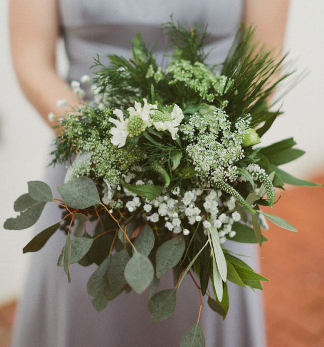 queen annes lace bouquet