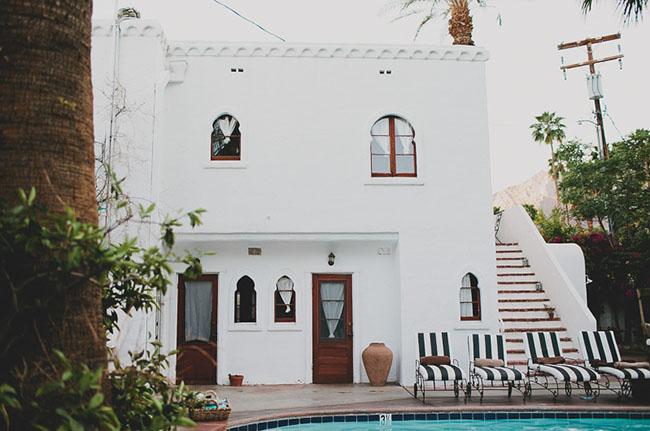 Korakia Pensione Palm Springs