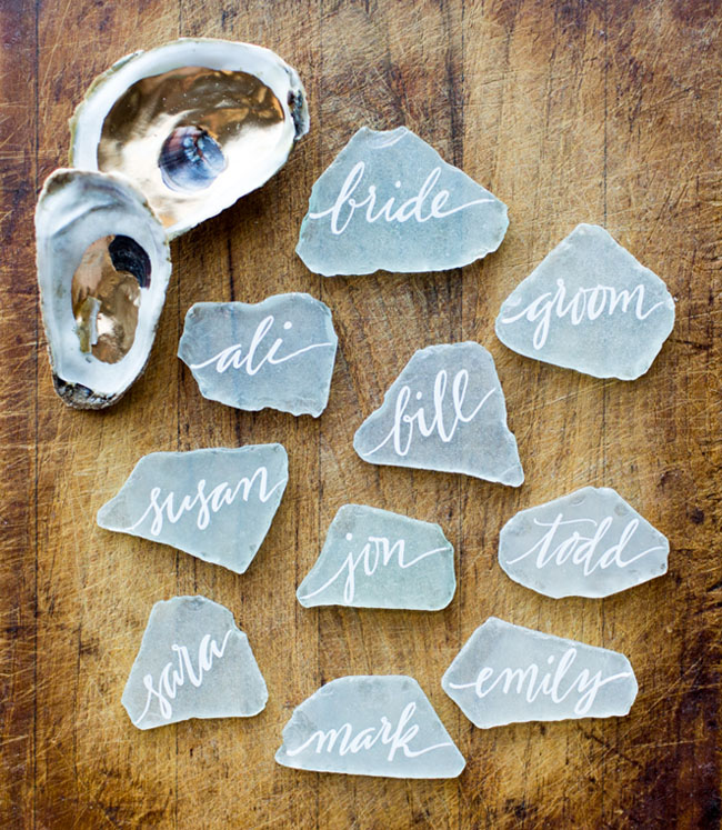 rock escort cards
