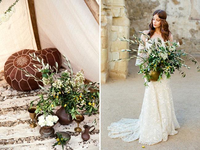 Moroccan Bridal Inspiration