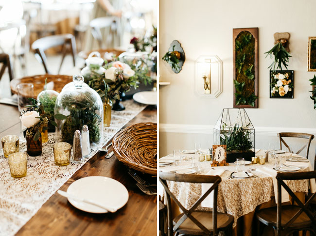 lace table runners