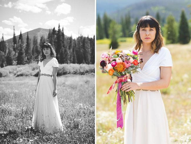Coralie Beatrix wedding dress