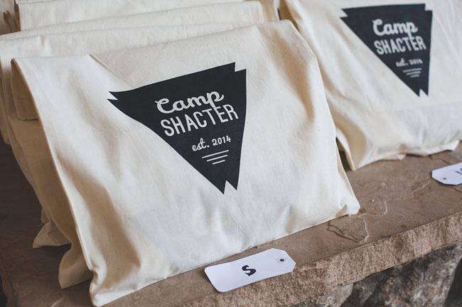 camp goodie bag