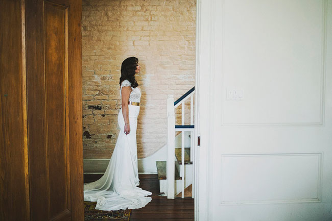 Julie Vino wedding dress