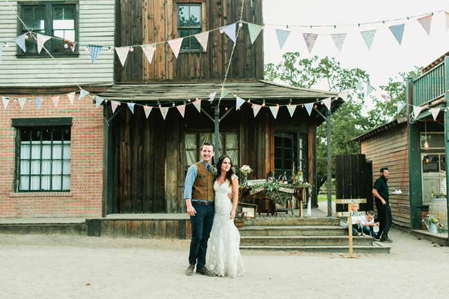 Paramount Ranch Wedding