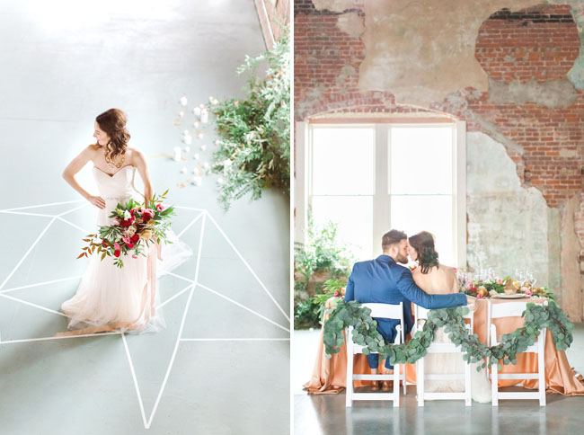 pastel inspired wedding