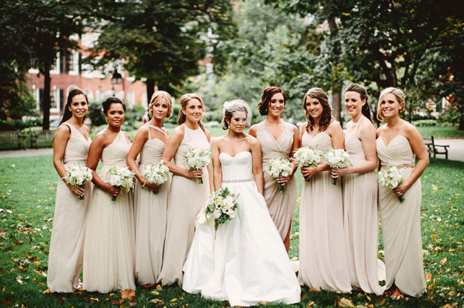 maxi dress bridesmaids