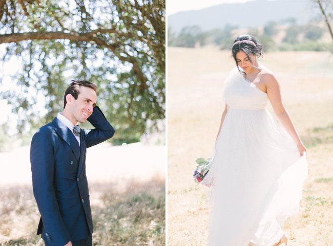 Carmen Marc Valvo wedding dress
