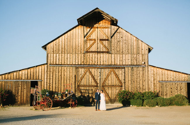 Santa Margarita Ranch Wedding