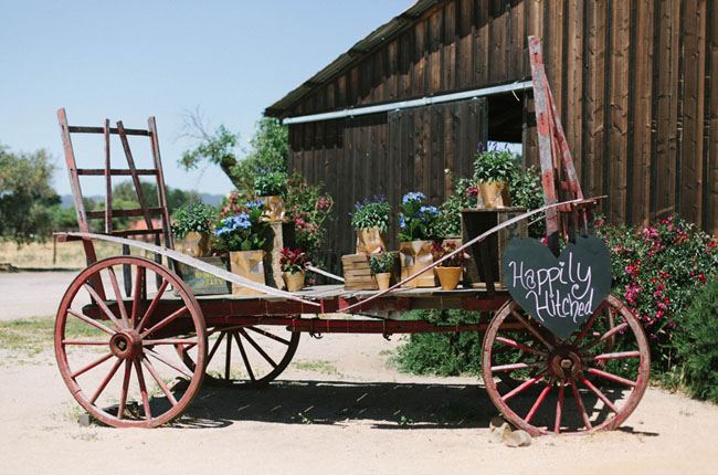 welcome plant cart