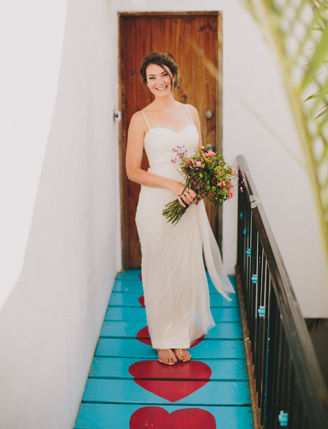 Catherine Deane wedding dress