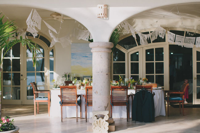 Sayulita intimate reception