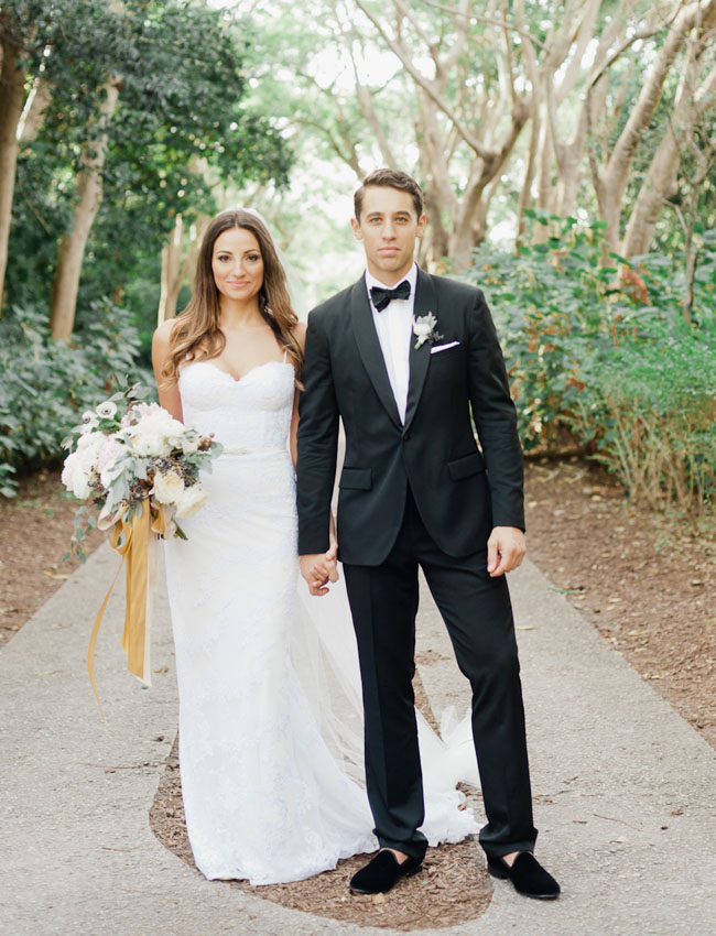 Spanish Villa Florida Wedding