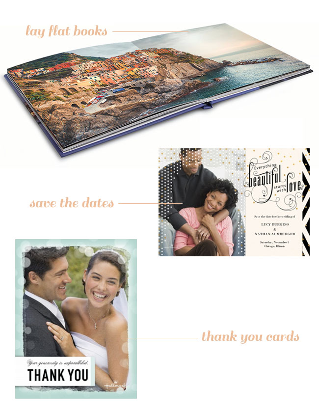 Print Your Own Save The Dates At Walgreens Green Wedding Shoes